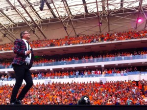 Guus Meeuwis PSV Stadion