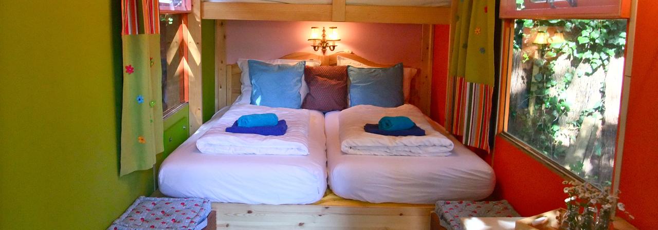 Slaapkamer Eindhoven City Lodge