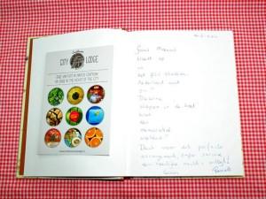 gastenboek Eindhoven City Lodge